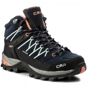 CMP Rigel Mid Wmn Trekking Shoes Wp r.36