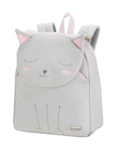 SAMSONITE plecak S z kolekcji HAPPY SAMMIES model Kitty Cat