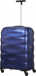 Samsonite Engenero Spinner 55cm Diamond Oxford Blue